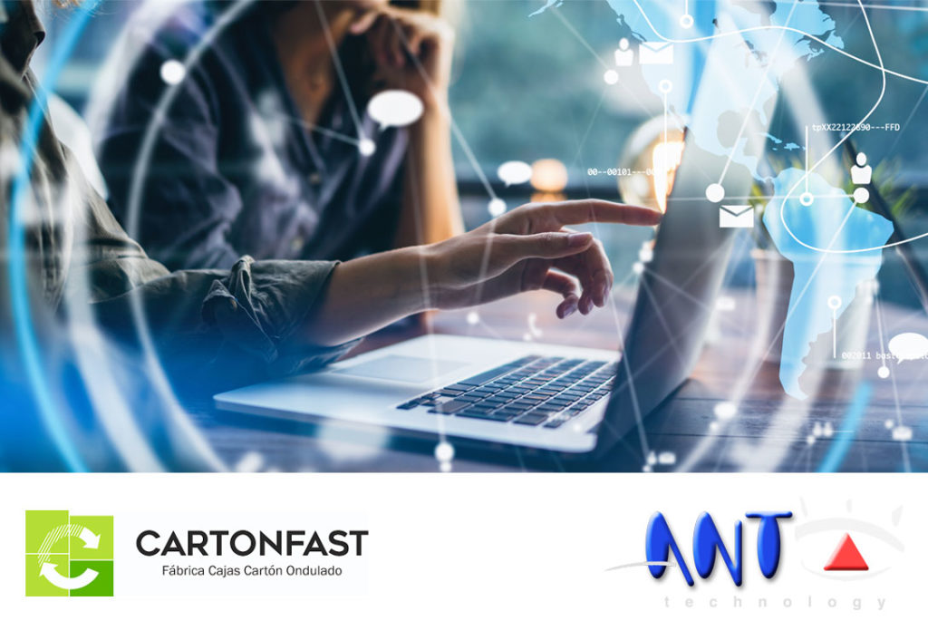 Caso de éxito: CARTONFAST